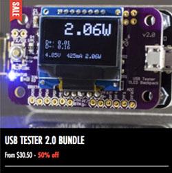 USB Tester Bundle