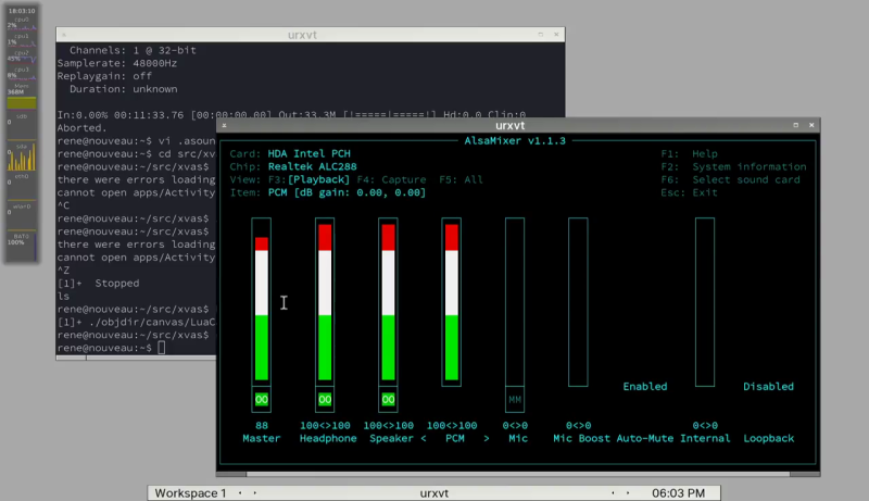 Fixing Linux Audio One Chipset At A Time | Hackaday