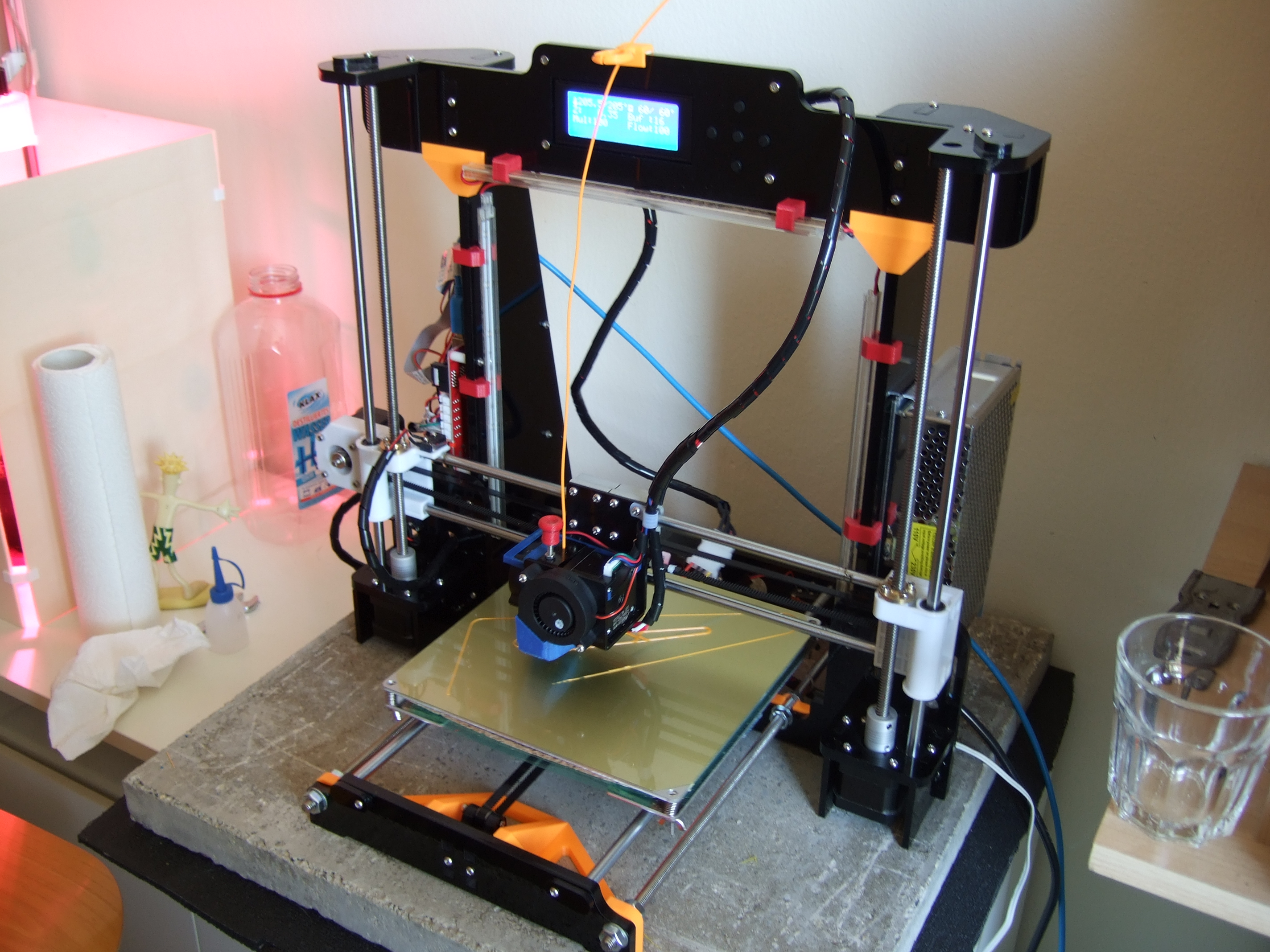 How Cheap Can A 3D Printer Get? The Anet A8 | Hackaday