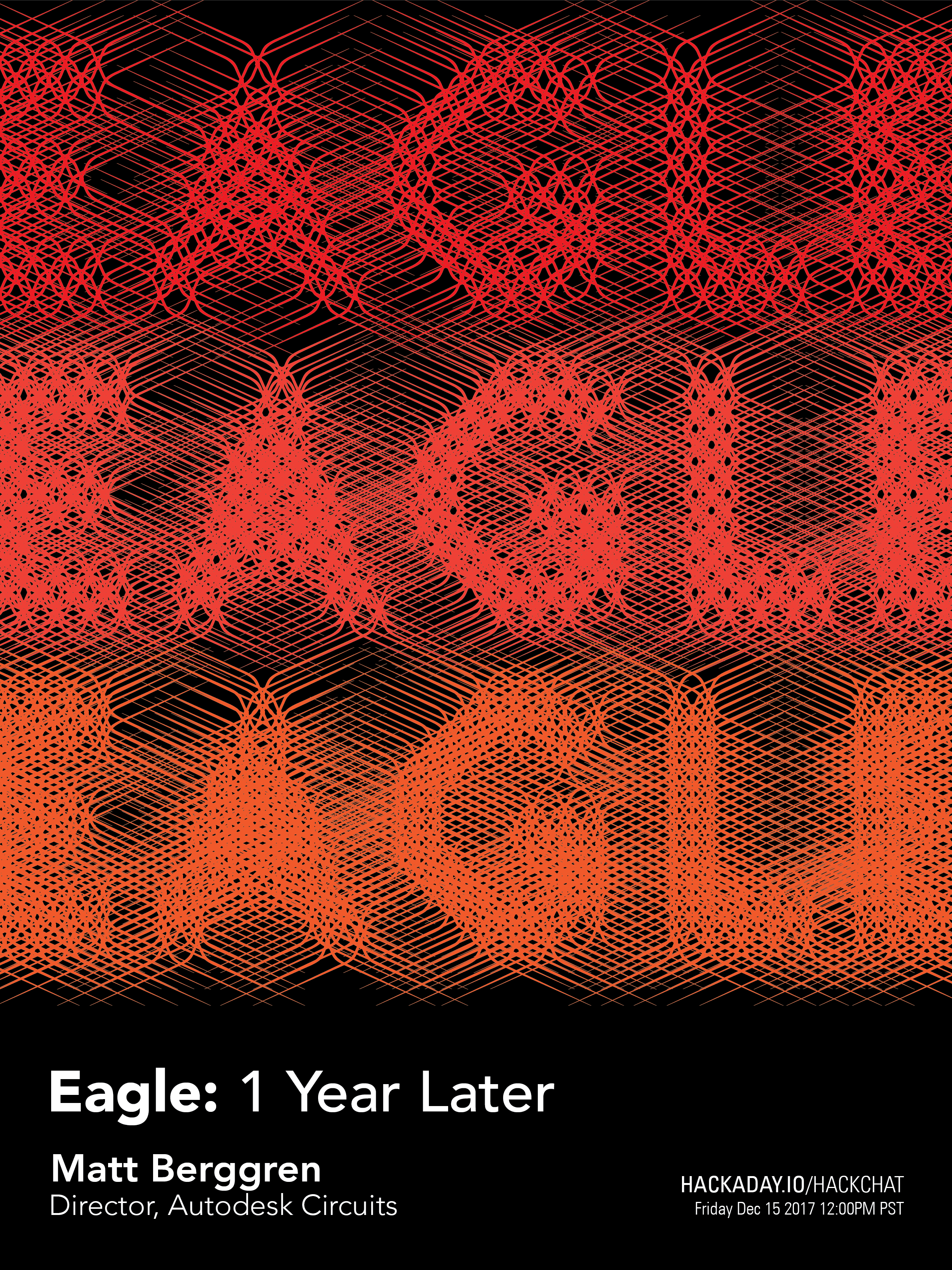 Friday Hack Chat: Eagle One Year Later | Hackaday