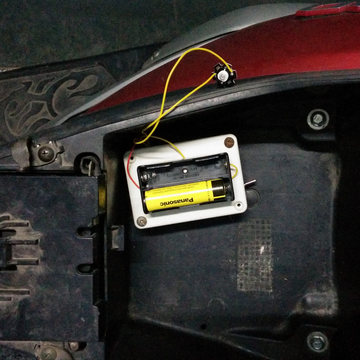 Finding Your Motorbike Using Wi-Fi | Hackaday