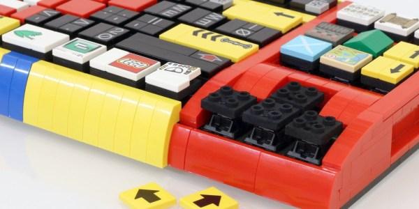 Cherry MX to LEGO keypads