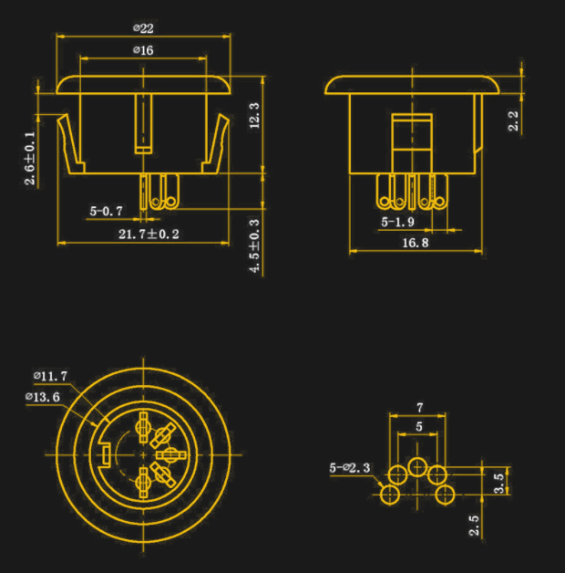 Truly Terrible Dimensioned Drawings | Hackaday