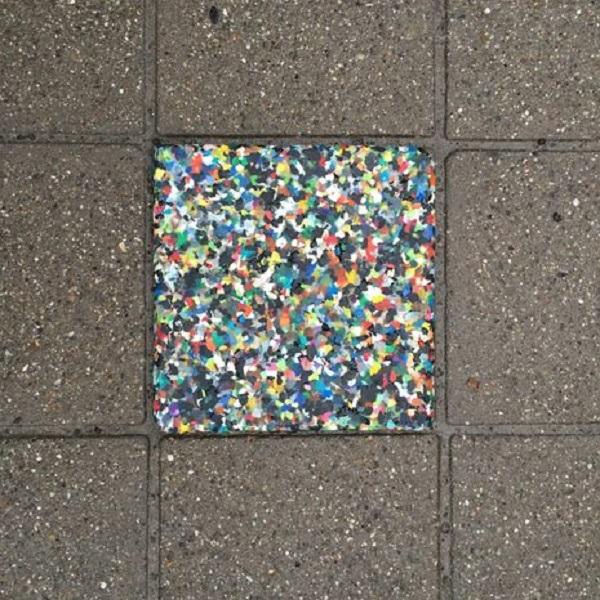 Fresh Baked Plastic Tiles For All