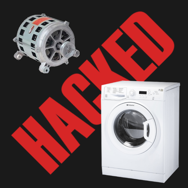 Reusing Motors From Washing Machines | Hackaday