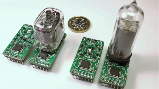 Driver Board Makes Nixie Projects Easier Than Ever