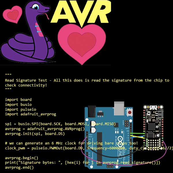 MicroPython Learns A New Trick – ISP For AVRs | Hackaday