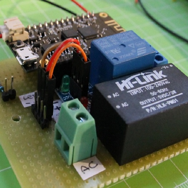 ESP32 Makes Not-So-Smart Lights Smart | Hackaday