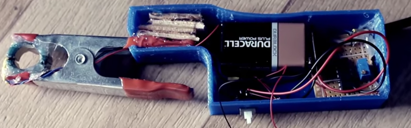 Make Your Own Current Clamp Probe | Hackaday