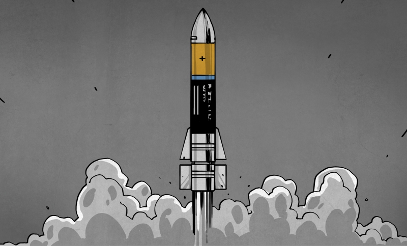 Smaller And Smarter: The Electron Rocket Takes Flight | Hackaday