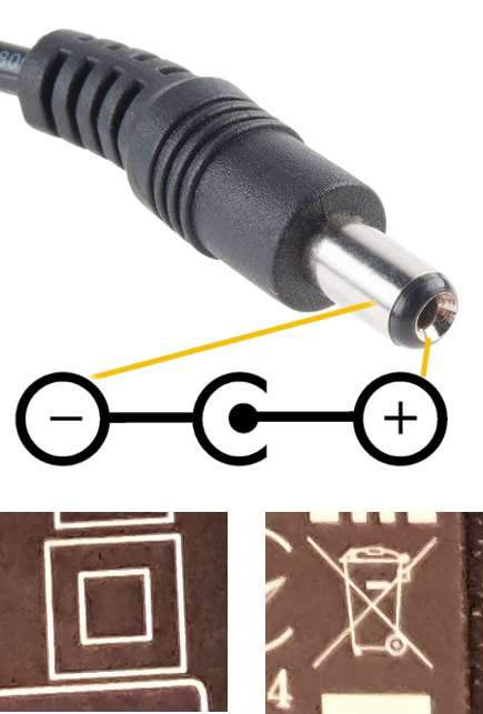 What Are Those Hieroglyphics On Your Laptop Charger? | Hackaday