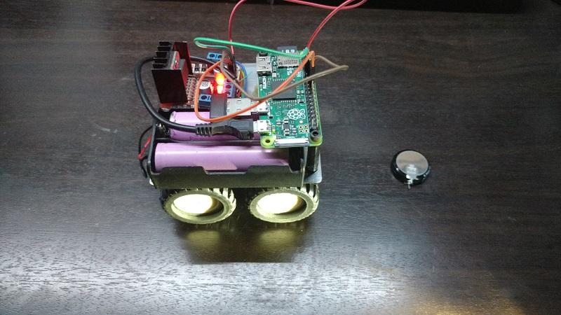 Raspberry Pi Zero Drives Tiny RC Truck | Hackaday