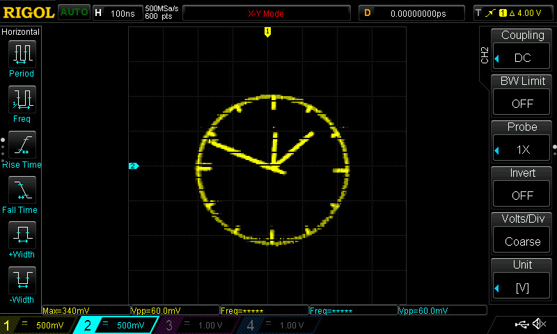 Oscilloscope Art From Your Browser | Hackaday