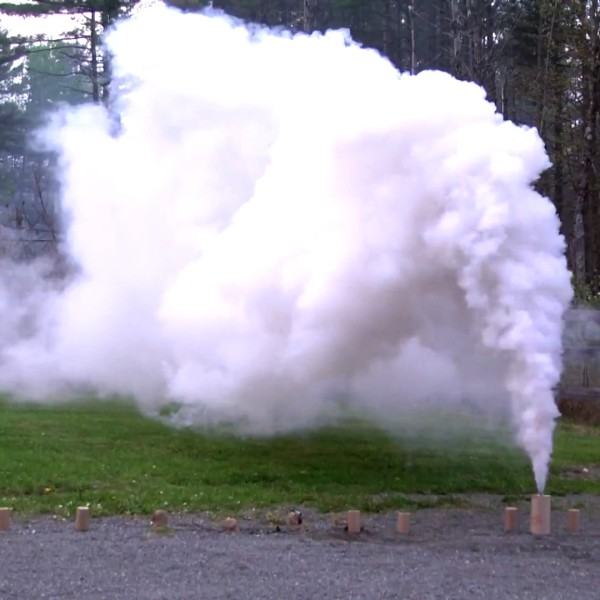 Making Smoke That Really Performs | Hackaday