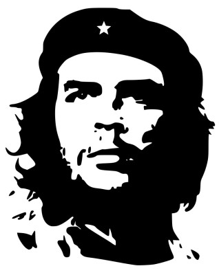 Power to the people! Wait, aren't we all the people? Che Guevara picture from Jgaray, after Alberto Korda [Public domain].