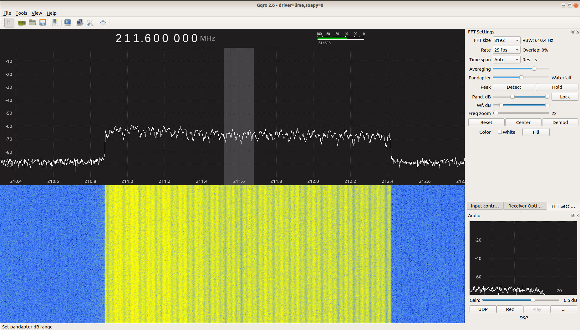 Review: LimeSDR Mini Software Defined Radio Transceiver | Hackaday