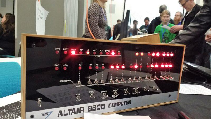 Great Beginnings For Vintage Computing In Seattle