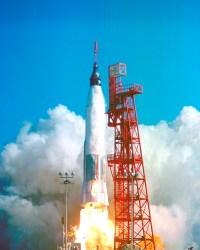 Launch John Glenn's Friendship 7