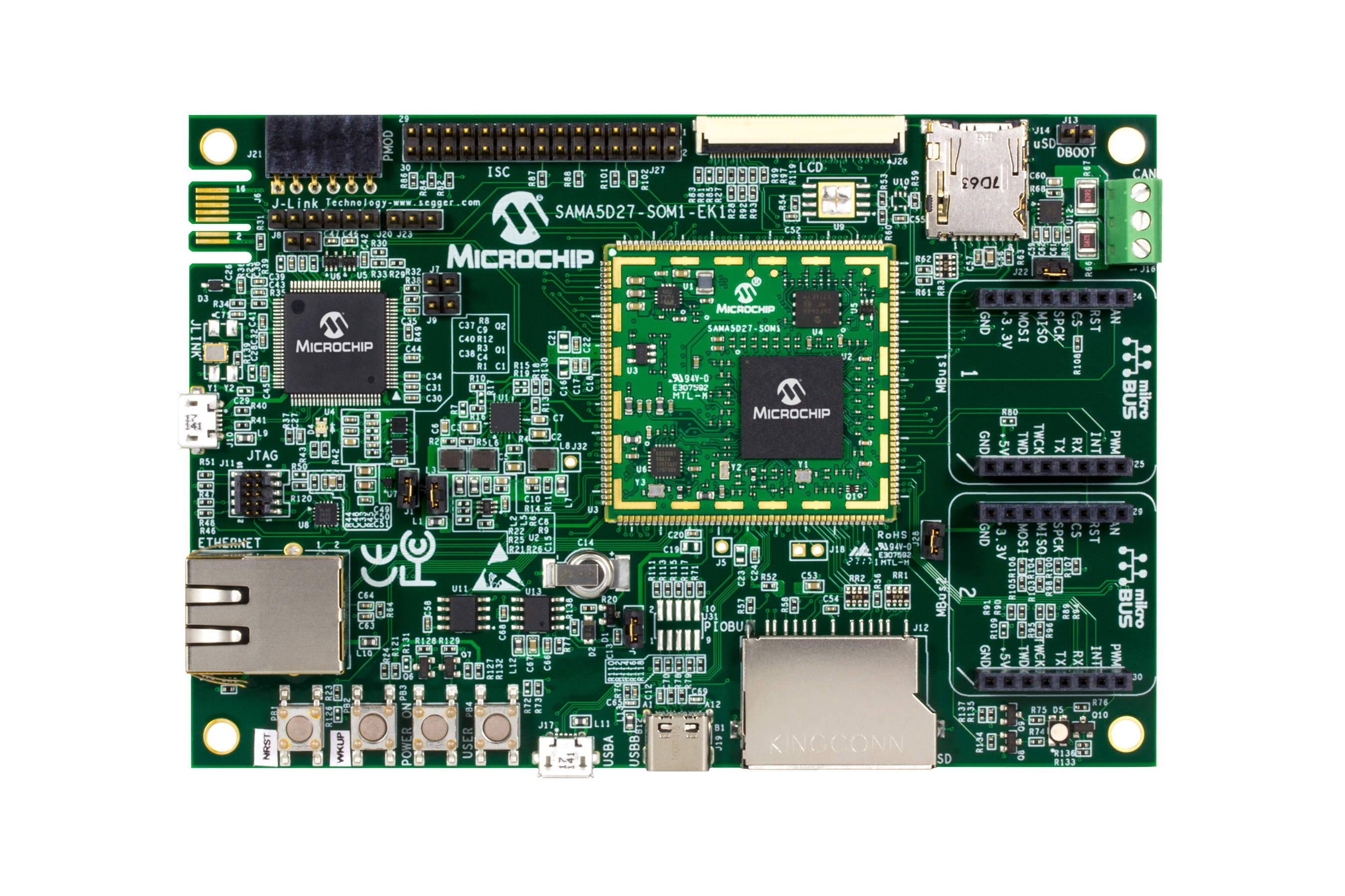 Microchip Introduces Tiny Cheap Linux Modules | Hackaday