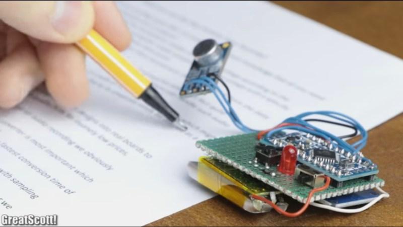 Mini Spy Bug Walkthrough | Hackaday