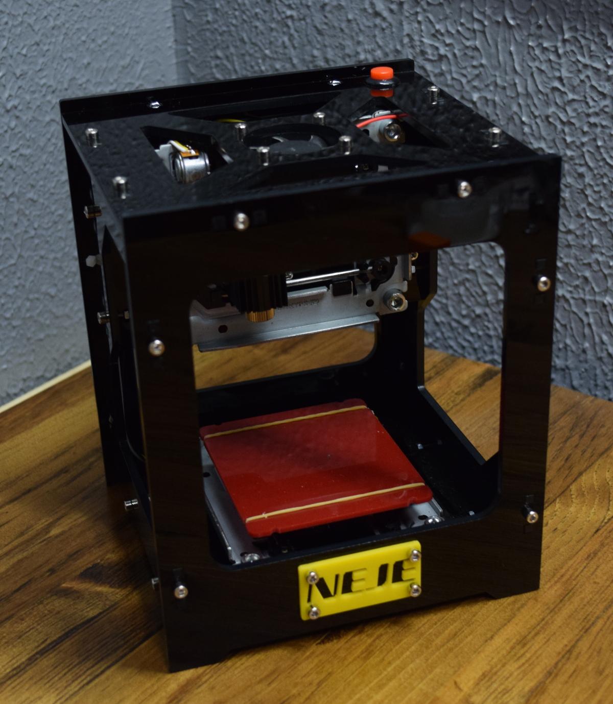 Review: NEJE DK-8-KZ Laser Engraver | Hackaday