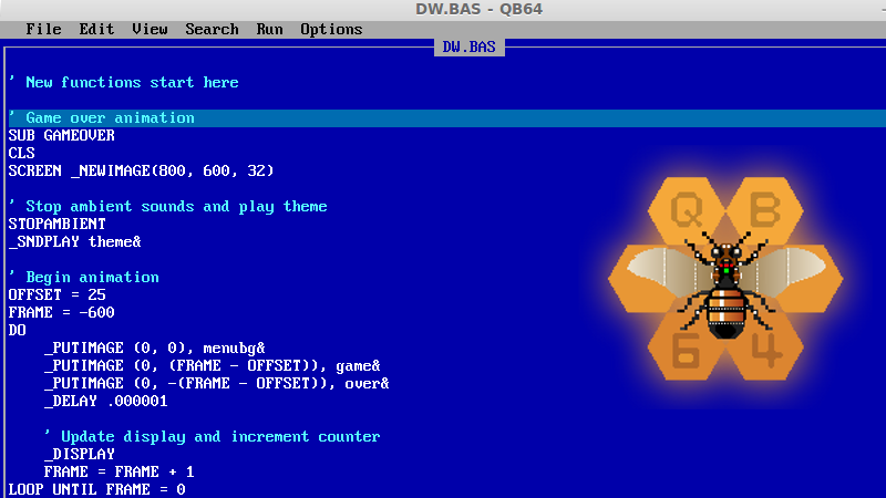 QBasic Programming for Dummies