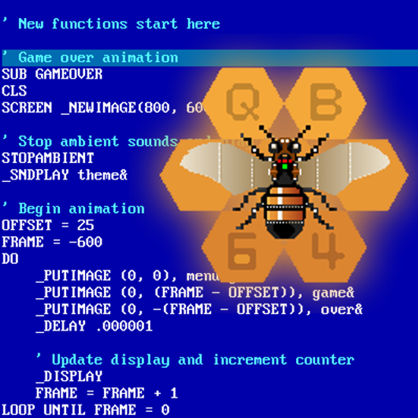 QuickBASIC Lives On With QB64 | Hackaday