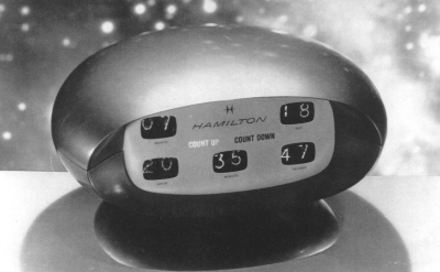 2001: A Space Odyssey Clock