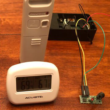 Speaking The Same Language As A Wireless Thermometer | Hackaday