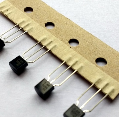 There is a whole Hackaday article about this transistor.