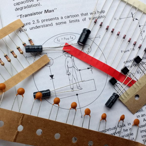 Won't Somebody, Please, Think Of The Transistors! | Hackaday