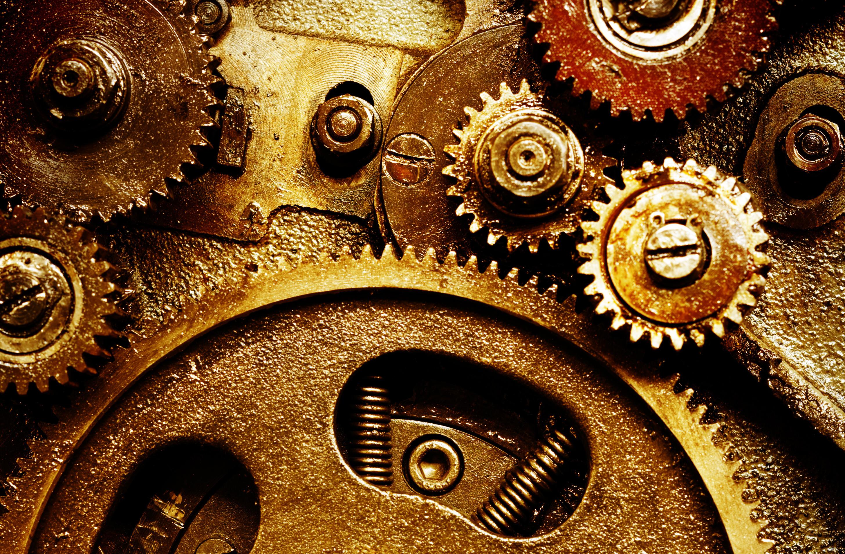Mechanisms Gears Hackaday