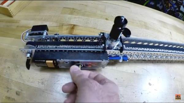 Improved camera slider controls