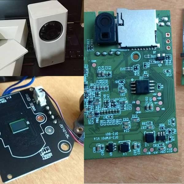 Customising A $30 IP Camera For Fun | Hackaday