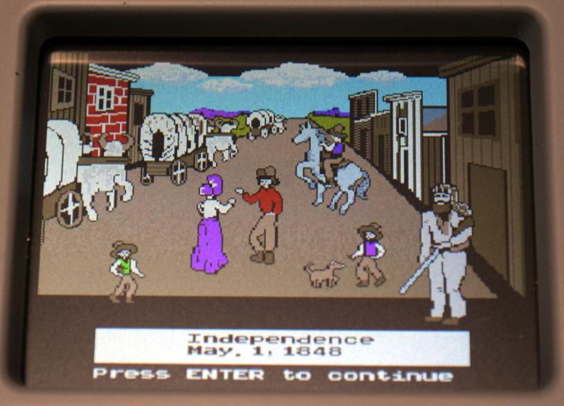 "Teardown: ""The Oregon Trail"" Handheld | Hackaday"