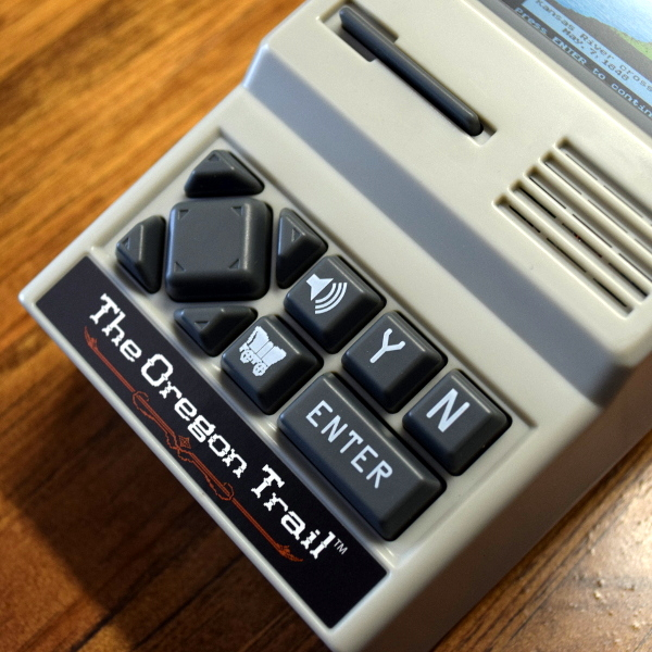 "Teardown: ""The Oregon Trail"" Handheld 