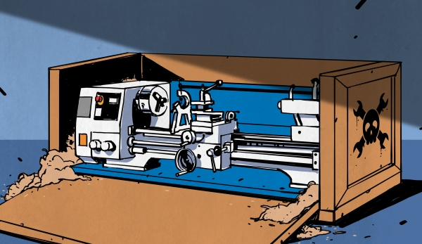 Hackaday guide to Lathes