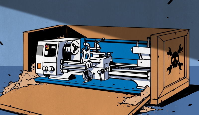 A Buyer S Guide To Lathe Options Hackaday