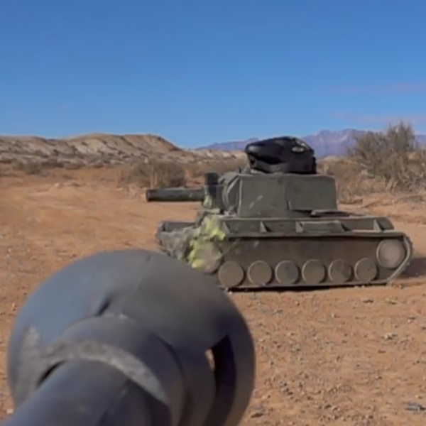 RC Car Hacked Into Paintball Shooting Tank | Hackaday
