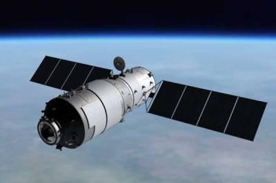 Tiangong-1 in orbit