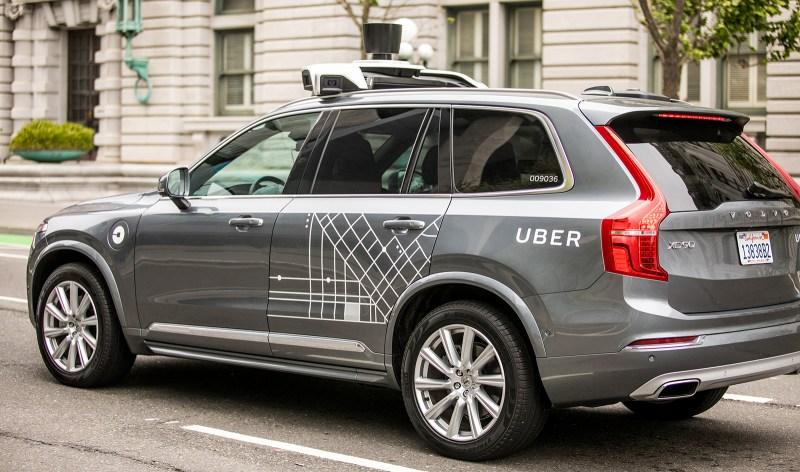 Uber Has An Autonomous Fatality | Hackaday