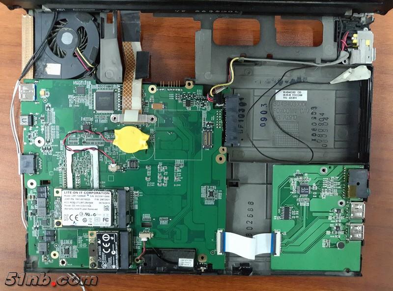 New ThinkPad Guts Bring Intel Core I, DDR4, USB 3 To Cult