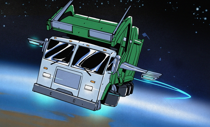 Space Garbage Truck Passes Its First Test | Hackaday