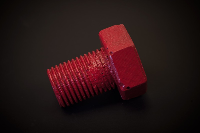 Fail The Week Casting A Bolt In A 3D Printed Mold
