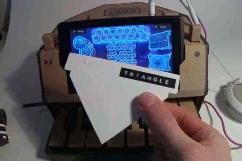 Reverse Engineering Nintendo Labo Waveform Cards | Hackaday