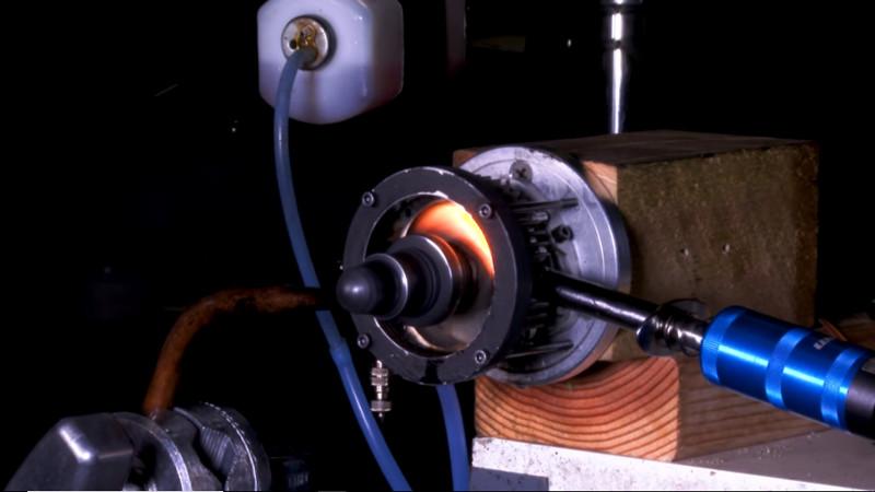 See-Through Rotary Engine Reveals Wankel Magic   Hackaday