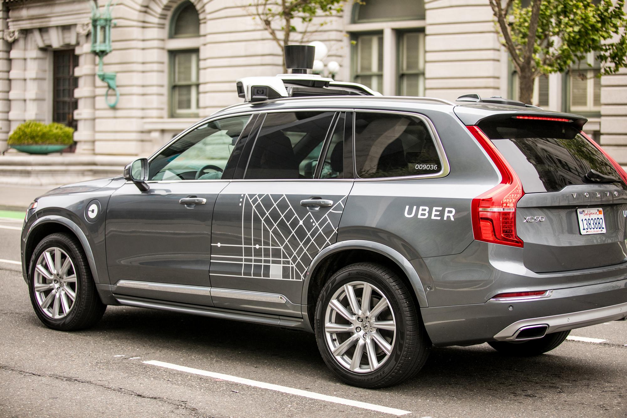 Self-Driven: Uber And Tesla | Hackaday