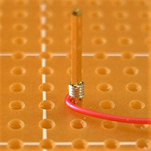 Ingenious Solderless Prototype Pcb Breadboard 400 Points Holes Clear Electronics Power Tool Accessories
