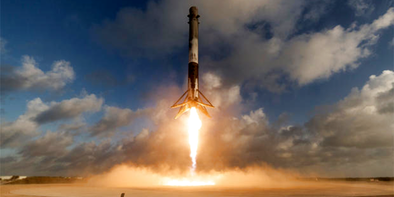 SpaceX's Next Giant Leap: Second Stage Recovery | Hackaday