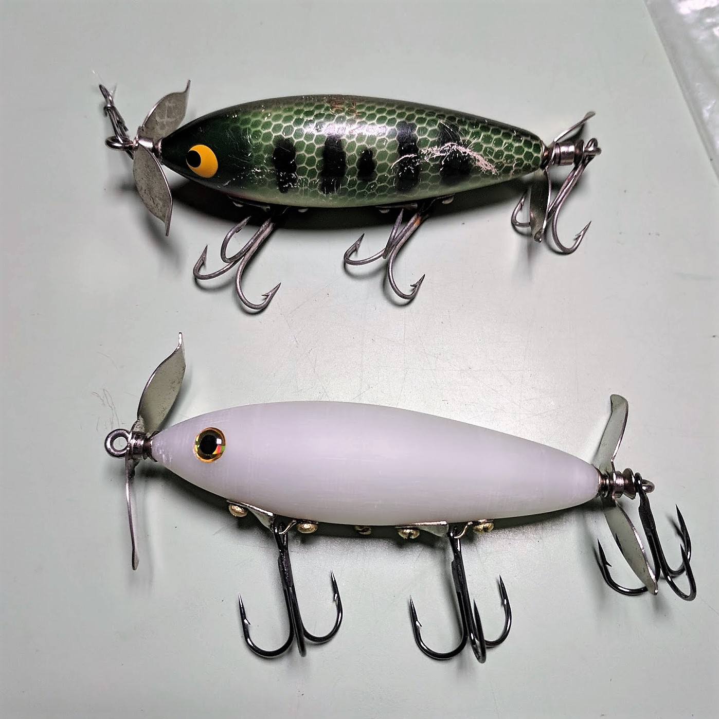 3D-Printing Saves Collectible Lures From A Fishy Ending